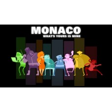 Monaco: What's Yours Is Mine Steam Key PC Digital Download - All Region