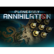 Planetary Annihilation Steam Key PC Digital Download - All Region