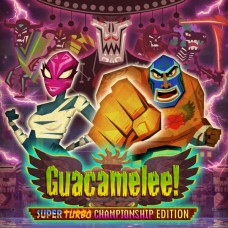 Guacamelee! Super Turbo Championship Edition WII U - US Region