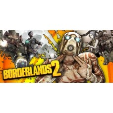 Borderlands 2 With DLC !! Steam Key PC - All Region